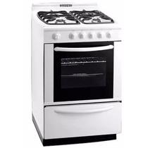 Nueva Cocina Domec 56,5 Cm Multigas 5 V Seguridad Autolimpia