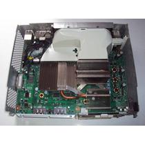 Console Xbox Fat Branco Com Defeito - Leia Anuncio