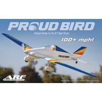 Kit Proud Bird Great Planes Aviao Eletrico Pilon Race F3a
