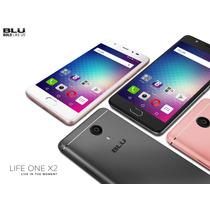 Blu Life One X2 - 4g Lte Smartphone - 64gb+4gb Ram
