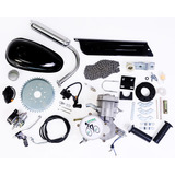 Super Kit Motor Bicicleta Motorizada 80cc 2t P/ Bike
