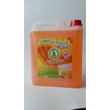 Limpiapisos Aroma Citrus 5 Litros Keepitclean