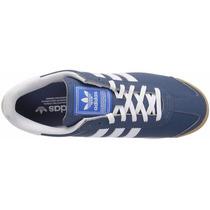 Tennis Zapatillas Adidas Samoa Azules Suela Goma Originales