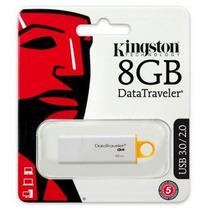 Memorias Usb 8gb 3.0 Kingston Dtg4 Originales