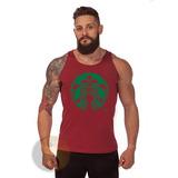 Camiseta Camisa Regata Starbucks Coffee - A Melhor