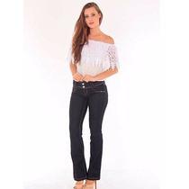Roupas Femininas / Calça Jeans Flare Handara Promoção
