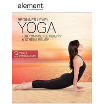 Dvd Element: Beginner Level For Toning Stress Relief Importa