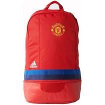 Mochila Atletica Futbol Soccer Manchester Adidas Ac5622
