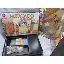 Jogo Mercado De Arte Sonia Menna Barreto Estrela Completo