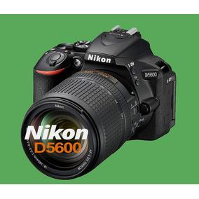 Nikon D5600 Leer Bien+ Memoria+bolso/ No Envíos/lente 18-55