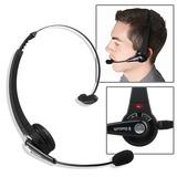 Bluetooth Wireless Headset Para Sony Playstation 3 Ps3