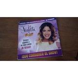 Revista Disney Violetta En Vivo Todo Sobre Violetta