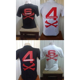 Camiseta 6 Cilindros 4 Cilindros - Opala Ss 6cc 4cc 250-s