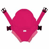 Canguru Click Rosa - Até 15 Kg - Bebê Passeio