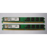 Memorias Ram Ddr2 Pc Escritorio 1gb Bus 533 667 800 Envios