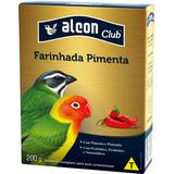 Alcon Club Farinhada C/ Pimenta E Pimentão P/ Trinca Ferro