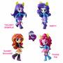 Muñeca Equestria Girls Minis 4 Modelos - Original Hasbro