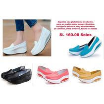 Zapatos Ortopédicos De Cuero