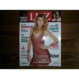 Revista Luz 26 Feb 2006 Eugenia Tobal No Gente Caras Para Ti