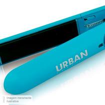 Chapinha Profissional Urban Sky Azul Gama 220º Faz Cachos