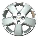 Taza Chevrolet Agile Y Prisma 2010 A 2014 14 Pulgadas + Logo