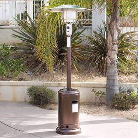 Calenton P/ Exterior Gas Lp 48,000 Btu Acero Color Bronce S3
