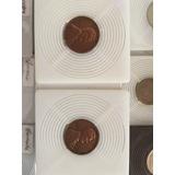 Lote De 2 Monedas De Centavo De Dolar Eeuu 1960