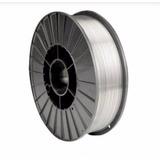 Arame Mig Alumínio 1.0mm Er-4047 Rolo Com 1kg Uso Com Gás