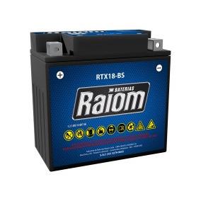 Bateria Harley Davidson Raiom Ytx20bs Dyna/fat Boy/deluxe