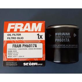 4 Filtro Óleo Fram Ph6017a Ph6017 A Hornet Xj6 Z750 Cb1000