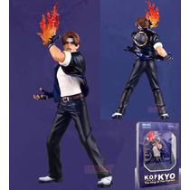 Boneco Kyo Escala 25 Cm Figura Snk The King Of Fighters Kof