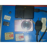 Camara Sony Cibershot Dsc-w120. 7.2 Megapixeles