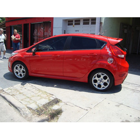 Ford Fiesta Kinetic Faldones Laterales (zocalos )