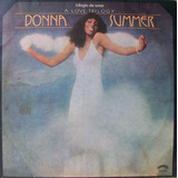 Donna Summer - Trilogia De Amor Disco Vinilo Lp