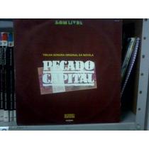 Lp - Novela - Pecado Capital (1975) Nacional - Frete 10,00