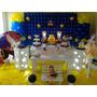 Aluguel Decoração Infantil,festa,chádebebe,minnie,realeza