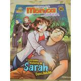 Turma Da Mônica Jovem(a Estranha História De Sarah Conclusão