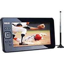 Television Digital Portatil Rca 7 Pulgadas Lcd T227