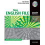 New English File Intermediate Multipack A 2nd Ed Oxenden Cli