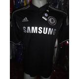 Camiseta Fútbol Chelsea Inglaterra 2013 2014 Hazard 17 Nueva