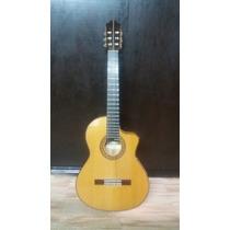 Guitarra Flamenca Original Admira Española De Caja Estrecha