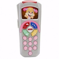 Fisher Price Control Remoto Interactivo En Español 2 Colores