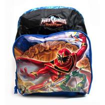 Mochila Espalda Power Rangers Varon Colegio 1516 Childrens