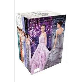 Box Coleção A Seleção - 6 Livros - Kiera Cass - Lacrado