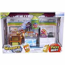 Brinquedo The Grossery Gang Mercaducado Completo Dtc
