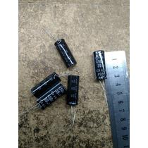 Capacitor Electrolitico 39x450v 105gr Superdelgado Para Lcd