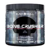 Pre Treino - Bone Crusher Black Skull 150g - Todos Sabores