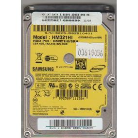 Hd Note Sata 3 320gb Samsung Hm321hi/srh