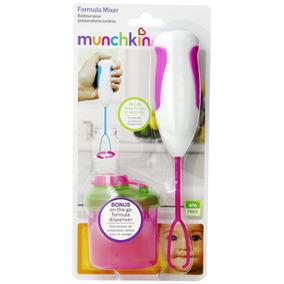 Dispensador De Formula Y Mixer Munchkin