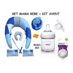 Almohada Amamantar+set+kit Avent Natural¡¡9 Productos